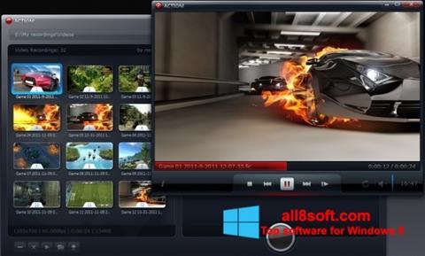 Ảnh chụp màn hình Action! cho Windows 8